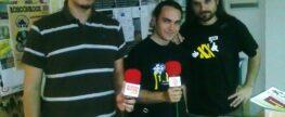 Descarga 03/06/10. Entrevista a implicados en el recopilatorio La Forja 2010 (de un Nuevo Metal) / 10º repaso a los grupos finalistas del I Concurso de Canciones Aragón Musical Radio . Edición Nº156.