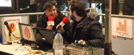 Descarga 04/02/10. Especial Roscón Rock 2010 grabado en directo en el propio stand de Aragón Suena. Edición Nº139.